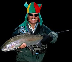 Hi I'm Don Mathews welcome to our Steelhead Alley reports page.