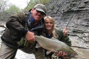 Northeast Ohio Steelhead Fishing Steelhead Report Steelhead